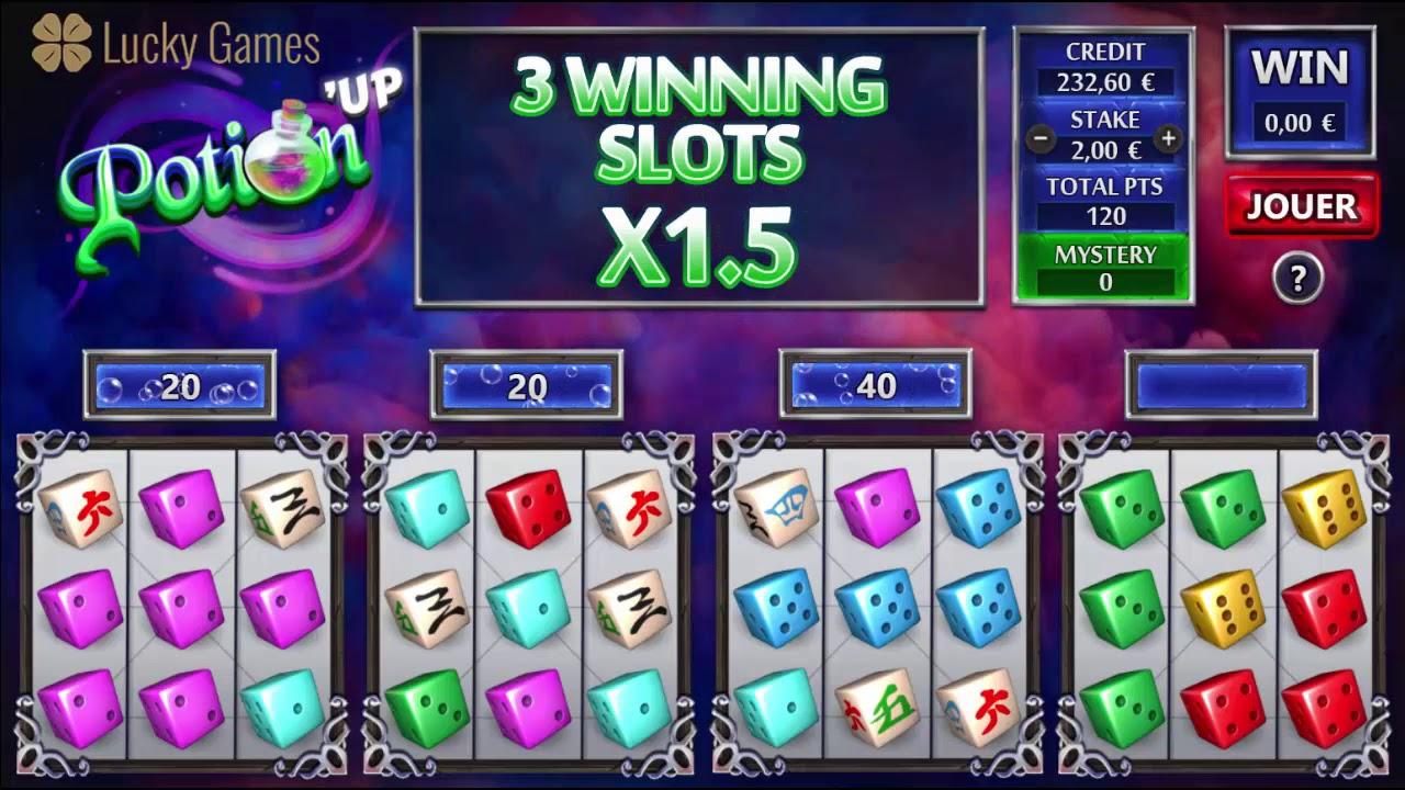 avis lucky games casino